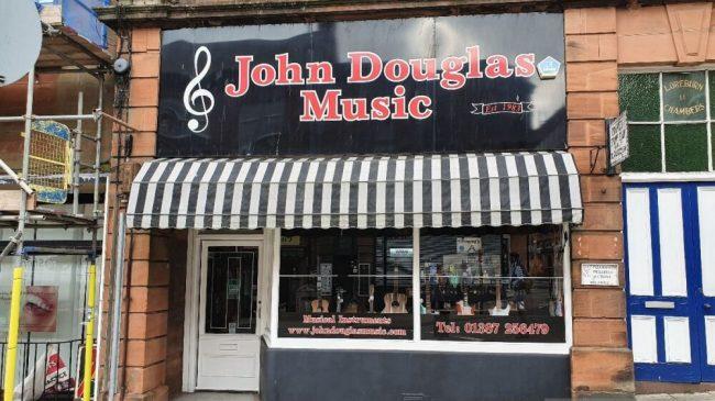 John Douglas Music