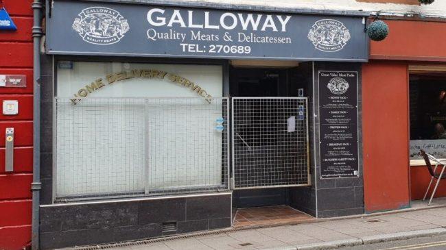 Galloway Butcher
