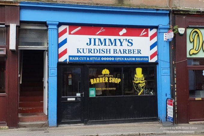 Jimmy's Kurdish Barbour