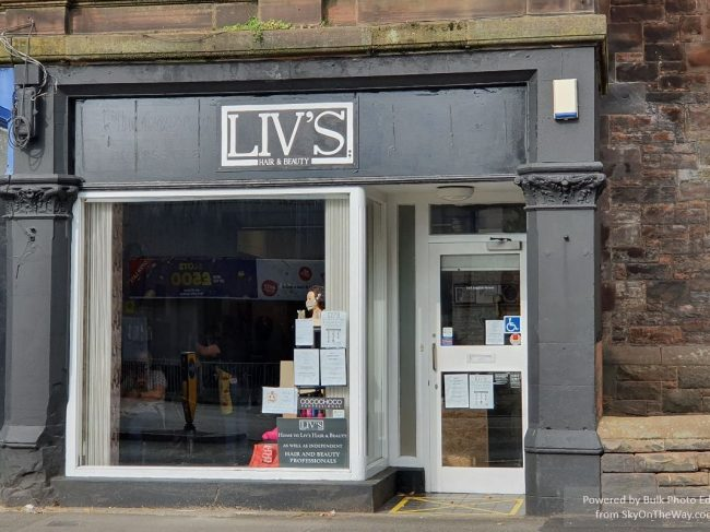 Liv's Hairdressing