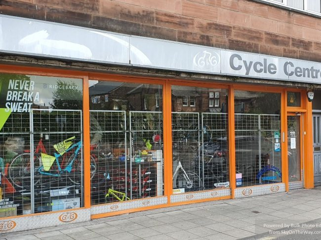 G&G CYCLE CENTRE