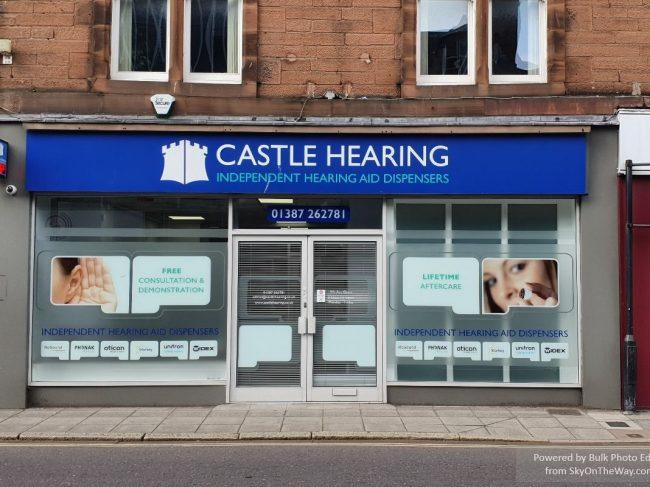 Castle Hearing