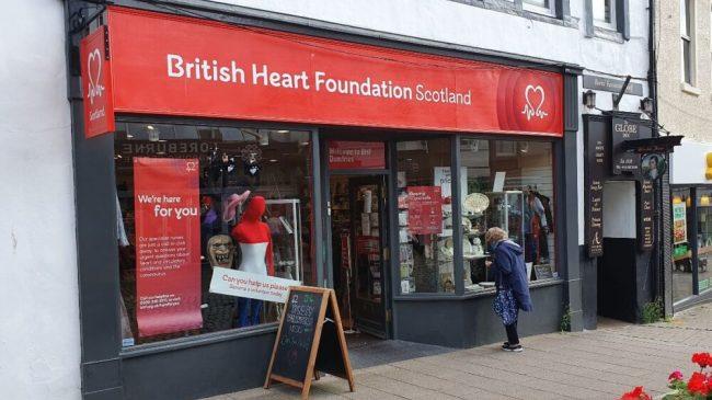 British Heart Foundation (Fashion)