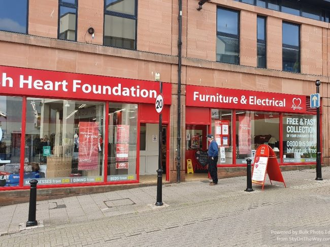 British Heart Foundation (Furniture)
