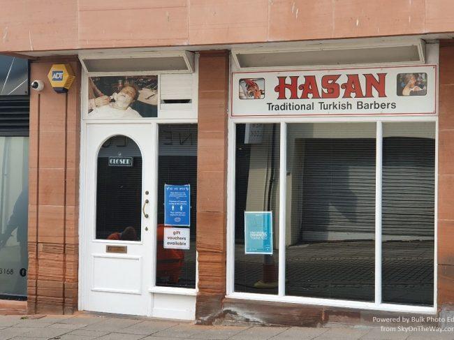 Hasan Barbours