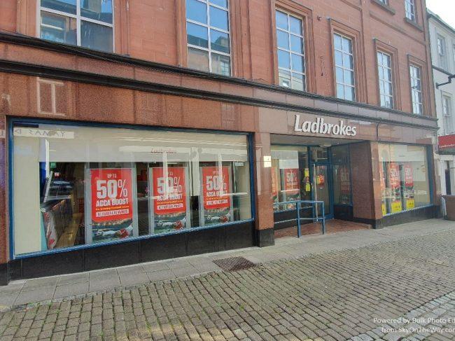 Ladbrokes (Bank Street)