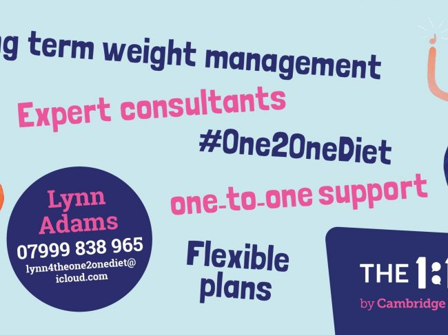 Lynn Adams Independent Consultant –  The 1:1 Diet