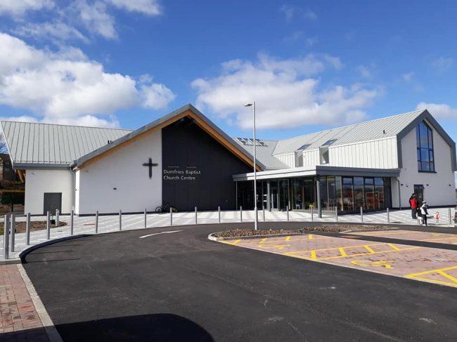 Dumfries Baptist Church Centre – Venue Hire