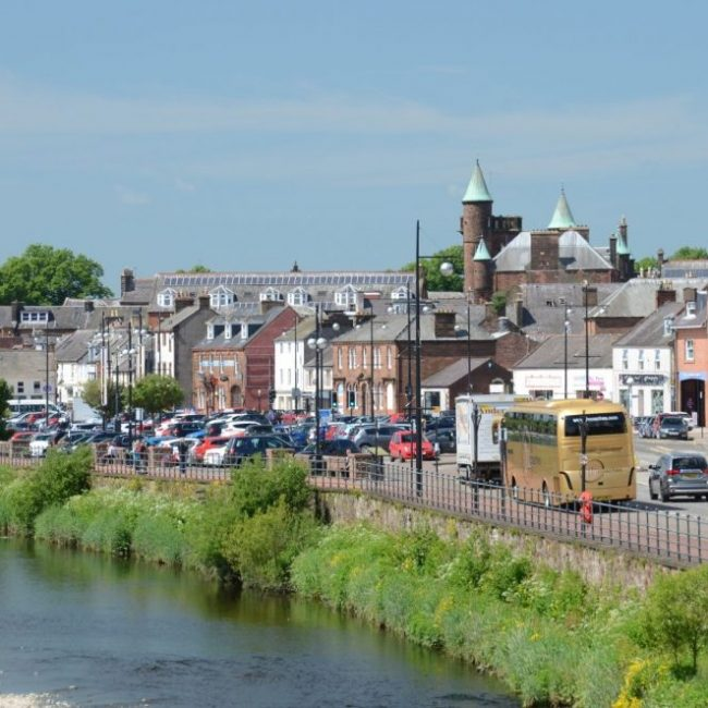 Dynamically Different Dumfries – Follow-up Exhibition (May 2021)