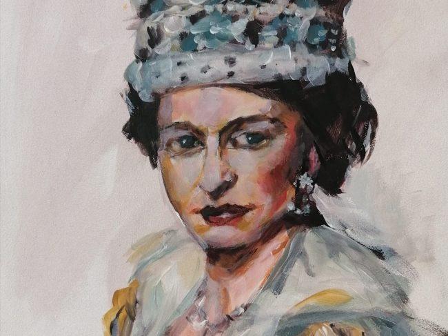 Samantha Borrows, Artist, 19 Queen Street, Dumfries