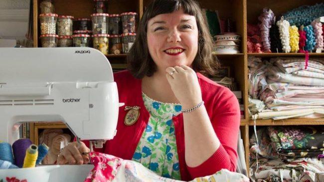 Leah Halliday – Sewing Workshops