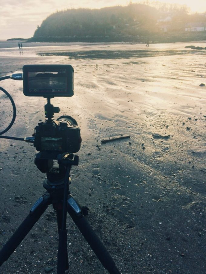 Film Production in Dumfries & Galloway