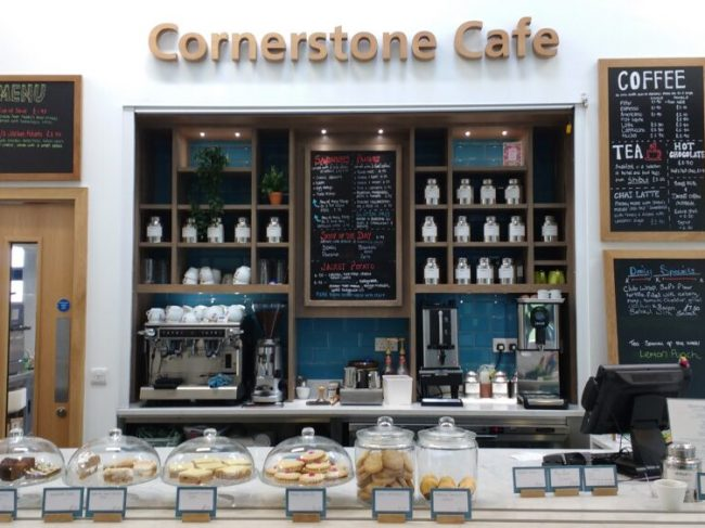 Cornerstone Café