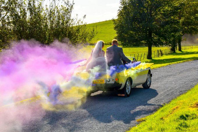 Castle Douglas wedding photography