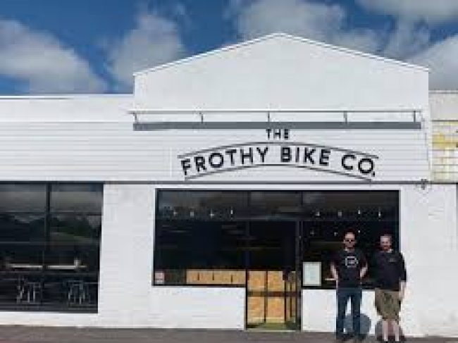 The Frothy Bike Co.