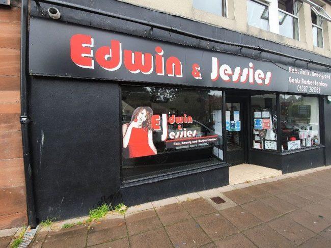 Edwin & Jessies