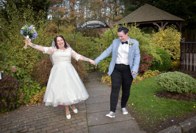 elopement wedding photography & video