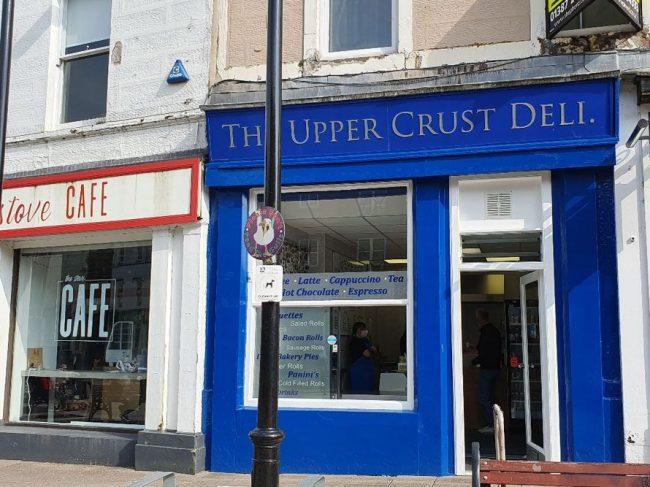 The Upper Crust Deli